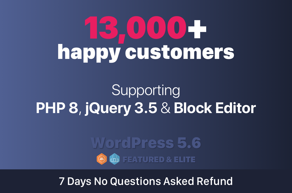 eForm - Supporting PHP 8 and WP 5.6 with jQuery 3.5